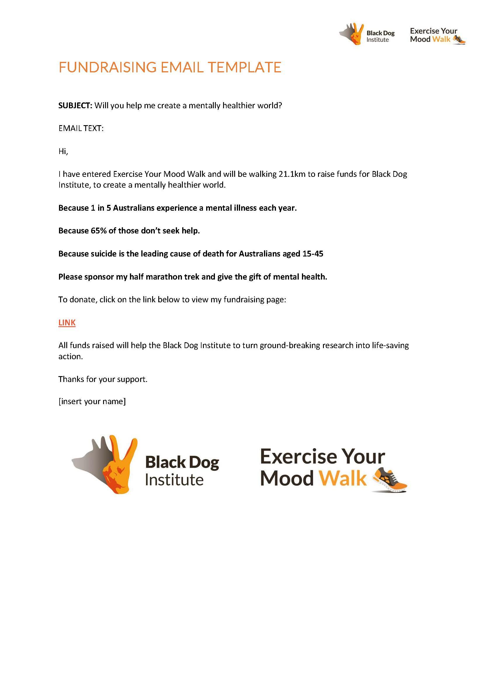 EYMWOP Email 2
