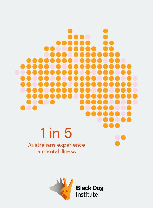 Posters mental health statistics